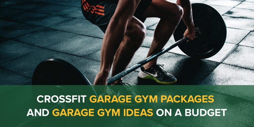 Pk garage gym package get rxd